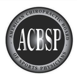 Certified Chiropractic Sports Physician Certification